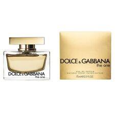 Dolce & Gabbana The One 75ML EDP Rocíe-para la mujer-a Estrenar, En Caja Y Sellado!
