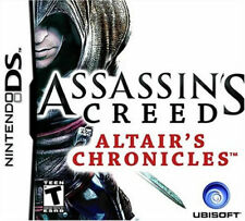 Assassin''s Creed: Altair''s Chronicles NDS New Nintendo DS