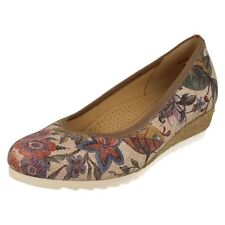 Pumps, Classics Slip On Floral Shoes for Women
