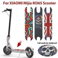 Scooter eléctrico Pedal estribo Griptape pegatinas cinta para XIAOMI Mijia M365