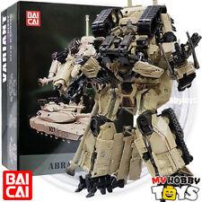 Baicai Transformers - ABRAMS M1A1-A21 (KO APS02 Brawl, Tank No electronic func.)