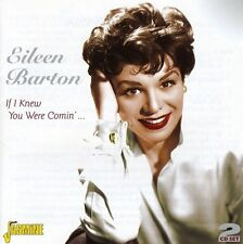 Eileen Barton - If I Knew You Were Comin [New CD] UK - Import