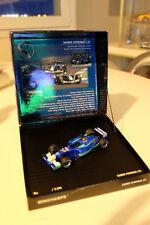 SAUBER PETRONAS C21 1:43 TEST CAR 2002 HEIDFELD MASSA MINICHAMPS