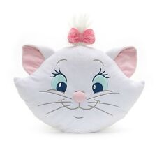 Genuine Disney Store Marie Big Face Character Cushion Aristocats BNWT