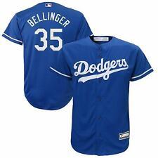 CODY BELLINGER LOS ANGELES DODGERS YOUTH MEDIUM 10/12 BLUE BOYS MLB JERSEY