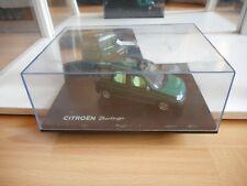 Norev Citroen Berlingo with Open Roof in Green on 1:43 in Box
