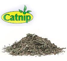 Katzenminze 25 g Catnip getrocknete Blätter für Katzenspielzeug Kratzbaum Bett