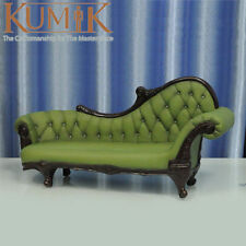"""1/6 KUMIK AC-7 Armchair Leather Sling Chair Couch Furniture Scenery F 12"""" Figure"""