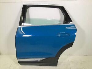 Blue LV5S Door Left Rear Audi E-Tron ( Gen ) Electric Quattro 300 Kw 408 Ps