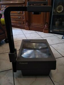 Polaroid Overhead Projector antico