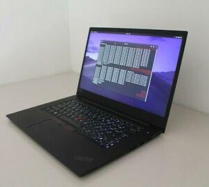 Lenovo ThinkPad P1 Gen 3 - i7-10750H, NVIDIA T1000, 12GB RAM, FHD, 256GB SSD