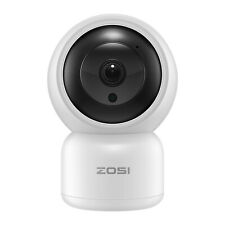 ZOSI Onvif Wireless IP Camera Security 1080P HD WIFI Pan Tilt Two Way Audio