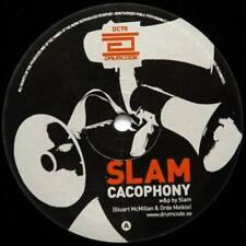"Slam Cacophony / Souvenir 12"" VINYL Drumcode 2010 NEW"