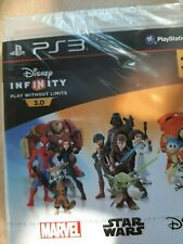 Disney Infinity PS3 software only new and sealed