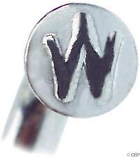 Wheelsmith DB14 Spokes 2.0/1.7 x 294mm Silver, Bag of 50