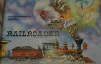 1963 WADDINGTONS RAILROADER BOARD GAME SPARE PLAYING PIECES