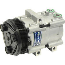 NEW A/C AC Compressor FORD F150 F-150  6 CYLINDERS 4.2 LITERS 1997-2006
