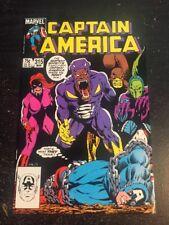 Captain America#315 Incredible Condition 9.0(1985) Serpent Society App!!