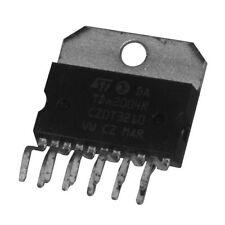 TDA2009 A - Amplificador 2x10W
