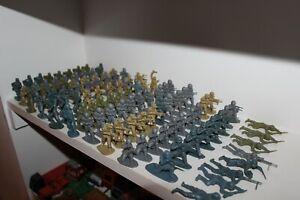 100 VARIOUS ARMIES AIRFIX (PPRR)
