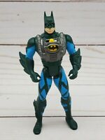 Vintage 1995 DC Comics Batman Action Figurine by Kenner Retractable Face Shield