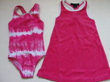 NWT Girls LANDS END Swimsuit Bathing Suit Coverup 2 2T