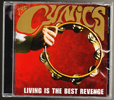 THE CYNICS - LIVING IS THE BEST REVENGE - 12 TRACKS - NEW & SEALED CD (2002)