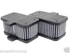 Kn air filter Reemplazo Para Yamaha XS650 80-83 (2 Por Caja)