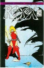 Redfox # 2 (female Barbarian) (UK, 1986)