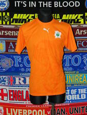 4.5/5 Ivory Coast adults M 2010 football shirt jersey trikot camiseta