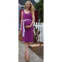Everly Grey Maternity Gwen Dress Medium