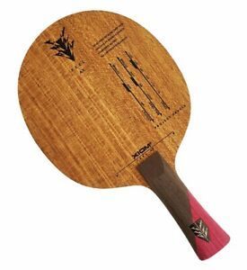 Xiom Feel AX Blade Table Tennis Ping Pong Racket (ST/FL)
