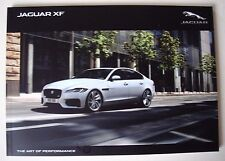 Jaguar . XF . Jaguar XF . February 2017 Sales Brochure
