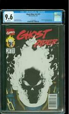 Ghost Rider 15 CGC 9.6 NM+ Newsstand Variant Texeira Glow-in-the-dark cover