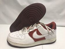 quality design 5f334 b9355 Nike Air Force XXV  315122-811 SIZE 13 Baltimore 2006 06 Red White