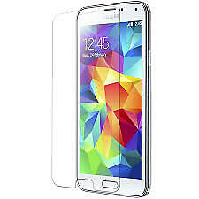 Tempered Glas Film Screen Protector 100% Real Samsung Galaxy S5 Genuine Gorilla
