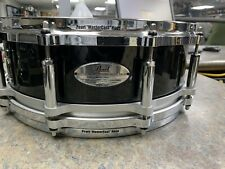 pearl free floating snare drum