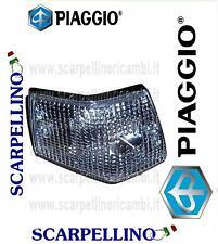 FRECCIA POST. SX TRASPARENTE VESPA PX LML -DIRECTIONAL INDICATOR- PIAGGIO 638764