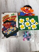 Sesame Street Edition Ernies Twiddley Winks Game New Sealed 3 and Up