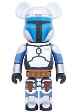 BE@RBRICK JANGO FETT (TM) 1000% STAR WARS Medicom Toy From Japan New F/S