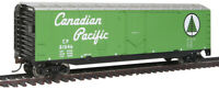 Walthers Trainline HO Scale 50' Plug-Door Boxcar Freight Car Canadian Pacific/CP