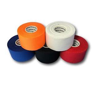 (0,34 €/m) LisaCare Sporttape 5er Set Tape Physio 3,8 cm x 10m Zick Zack Kante