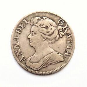 Anne 1709  Shilling