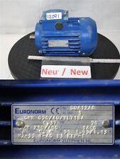 EURONORM 0,37 KW  1400 min  elektromotor  b4 drehstrommotor  GMR 050