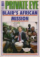 PRIVATE EYE 1047 - 8 - 21 Feb 2002 - Tony Blair - BLAIR'S AFRICAN MISSION