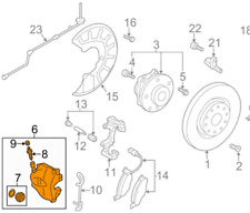 Volkswagen Passat B8 Front Right Disc Brake Caliper 561615124A NEW GENUINE