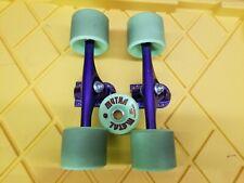 Paris V2 Longboard Trucks Purple 180mm Metal Mutha Wheels