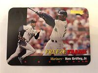 KEN GRIFFEY JR. FREEZE FRAME 1996 Donruss Insert #2