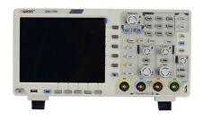 OWON SDS1104 Oscilloscope 4CH Digital 100MHZ 1GS/s 40M Record Multi-trigger LCD