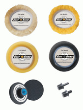 Buff and Shine 3 Inch Mini Buffing Pad Kit TP-4